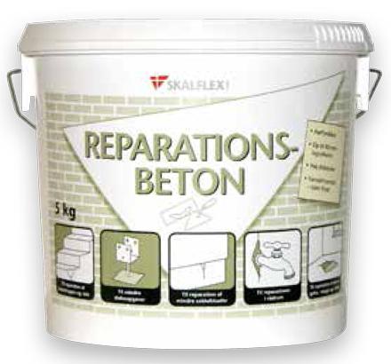 Reparationsbetong pris